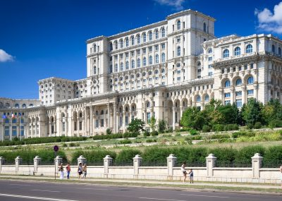 Bucharest - House of Parliament