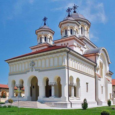Catedrala Sfanta Treime din Alba Iulia