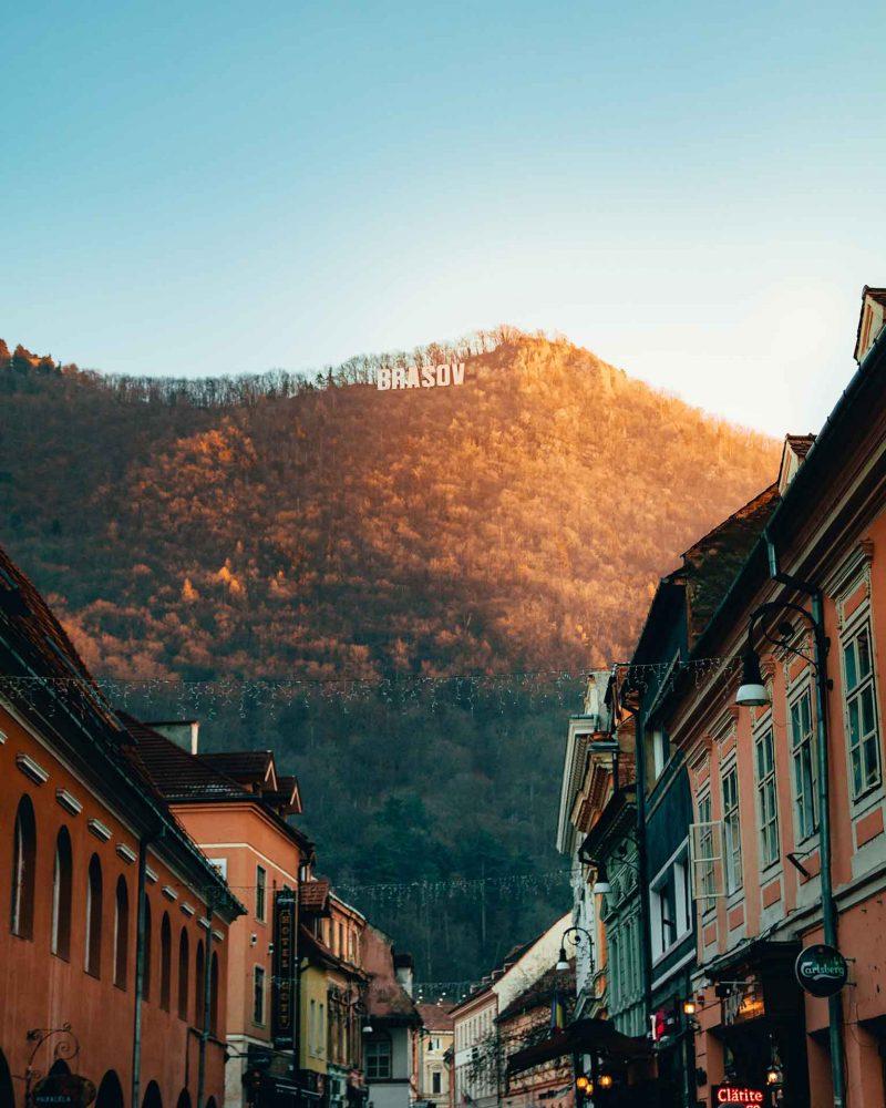 Brasov, Transilvania - Rumanía