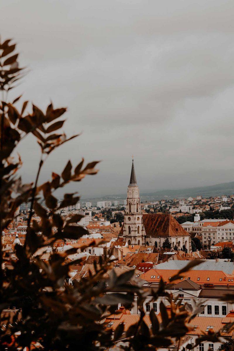Panoramica Cluj Napoca