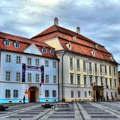 Museo Brukenthal de Sibiu, Rumanía