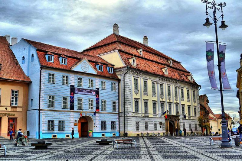 Muzeul Brukenthal din Sibiu