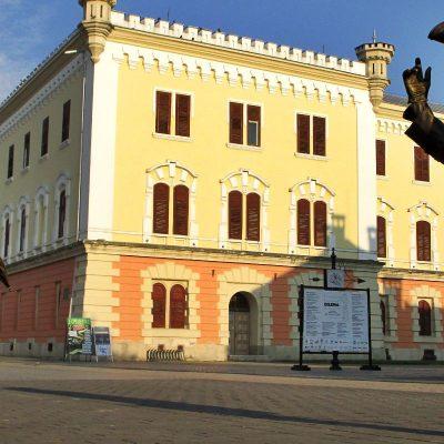 Muzeul Unirii - Alba Iulia, Romania