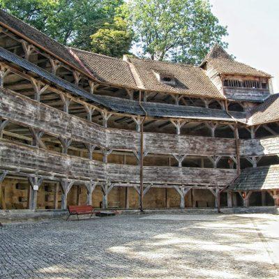 Bastionul tesatorilor din Brasov