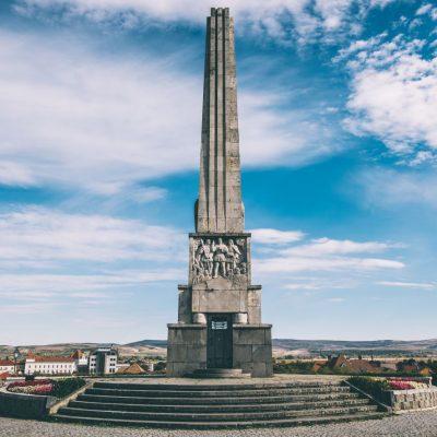 Obeliscul lui Horea, Cloșca și Crisan - Alba Iulia