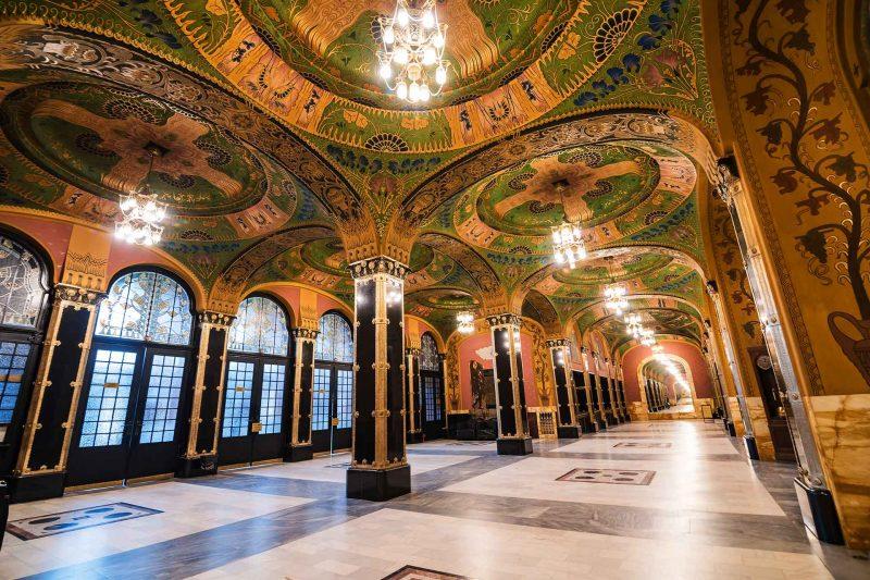 Palatul de Cultura - Targu Mures